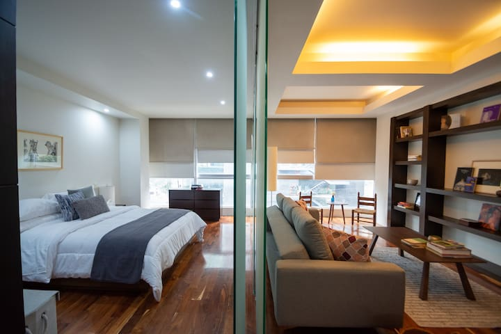 ✨Stylish flat in Polanco. 👌 for business & 💏