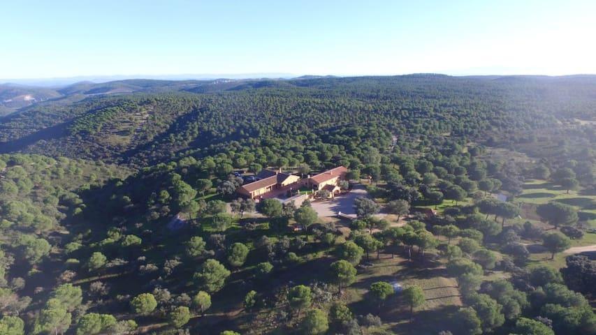 Casa Rural Mesa del Rey - Casa Grande