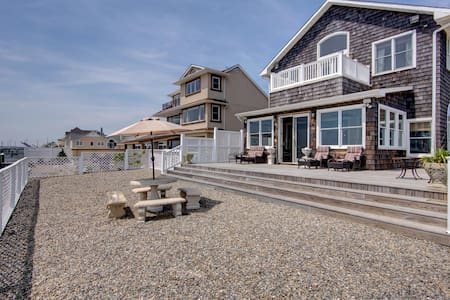 Million Dollar Bay Front with Amazing Views - Seaside Heights