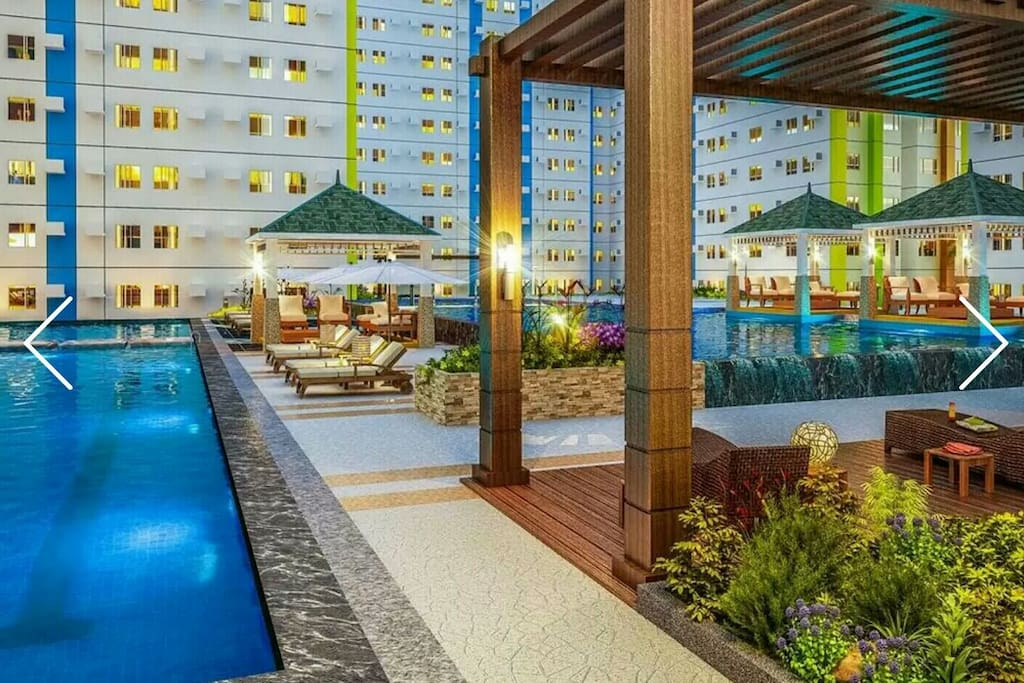 Affordable smdc mplace condo w fast wired wifi for Affordable furniture quezon city