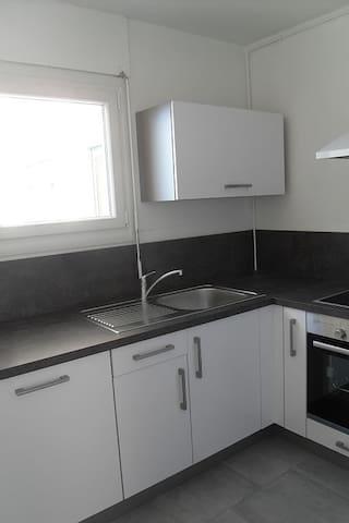 Joli Appartement Grenoblois - Grenoble - Wohnung
