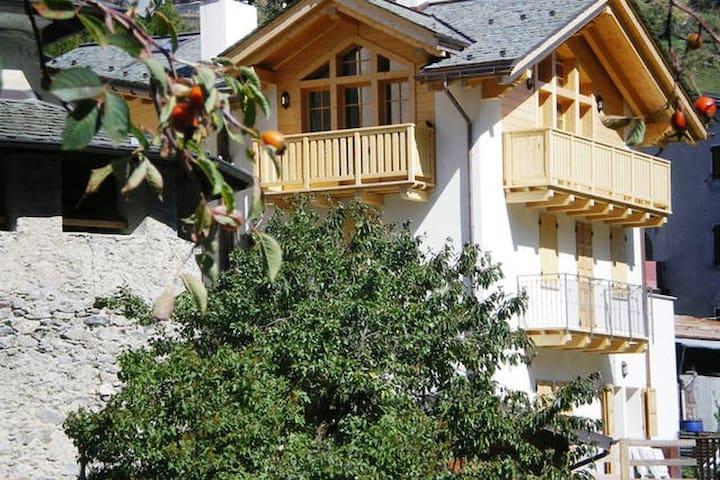 Bepi&Piera's Suite-Casa Zebrusius Bormio/Valfurva - Bormio - Lägenhet