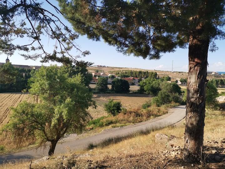 Acogedora y maravillosa Casa Rural Mis Angelitos
