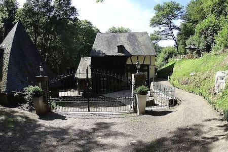 Remise einer historischen Wassermühle im Hunsrück - Morbach - Daire
