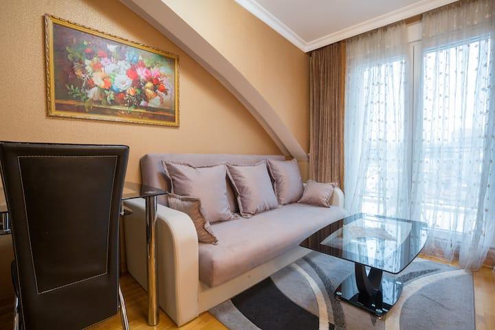 S16-Lux OneBedroom Apart.+Terrace