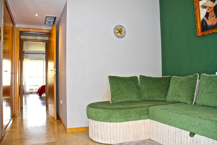 2 bedrooms in San Pedro, 7 mins to Puerto Banus - San Pedro de Alcántara - Wohnung