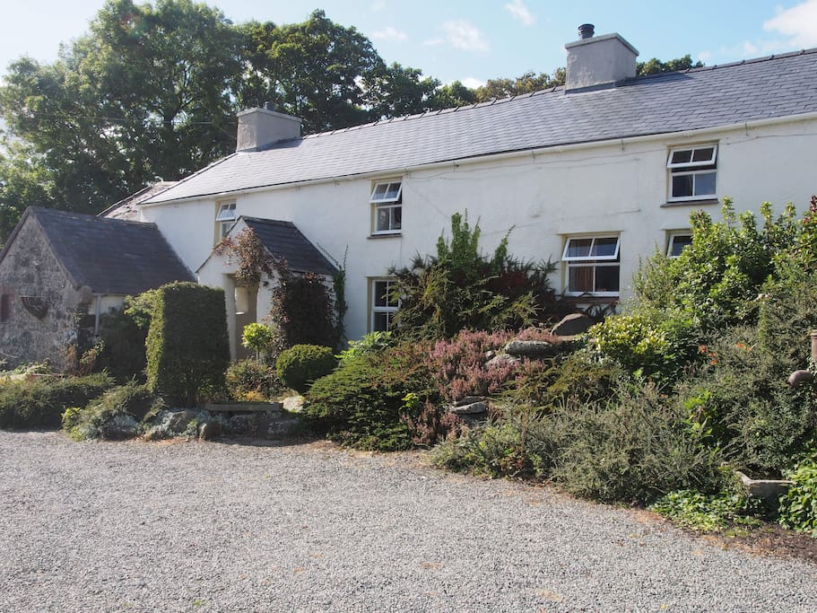 Peace and tranquility in the heart of Anglesey