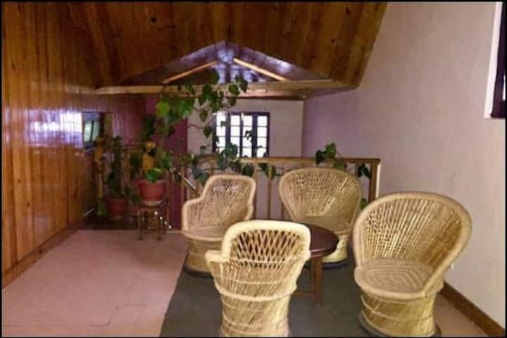 Quaint two-story old world charm cottage mussoorie
