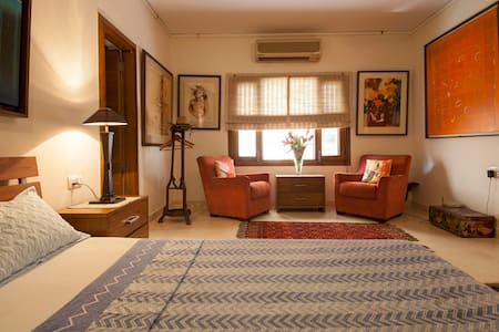 Big room near Airport Anand Niketan - New Delhi - Daire