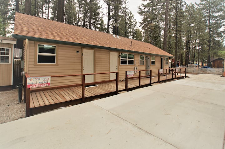 Big Bear 4 Seasons Three - FREE Kayak/Bike Rental!