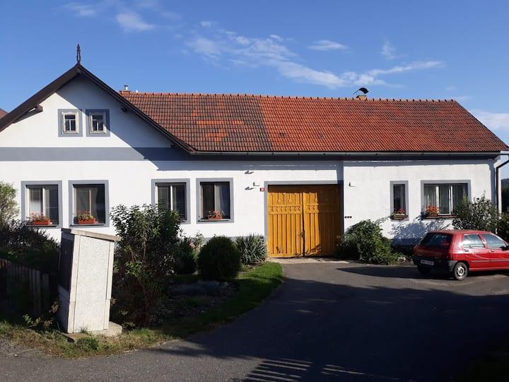 Vyskytná - House in the heart of Highland