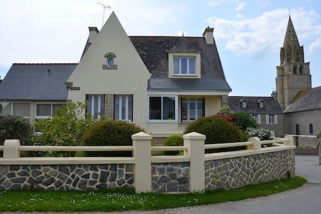 Maison indépendante avec jardin 2 à 5 personnes - Plounévez-Lochrist - Hus