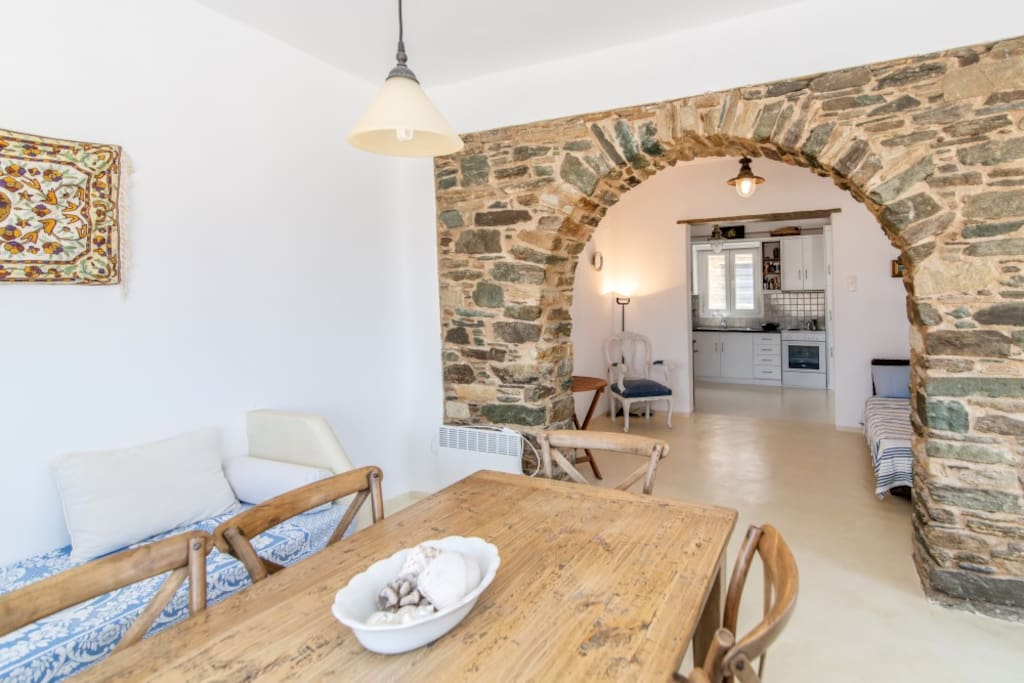 Dinning Room - STone Arch Home