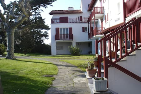 studio 30m2 Guethary village et plages a pieds - Guéthary - Wohnung