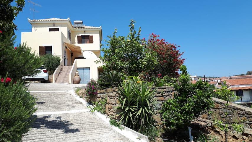 Koukou House, Vasilitsi, Koroni Messinias -Greece