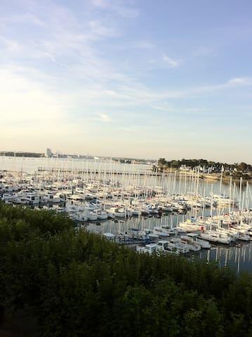 Appartement vue mer - Port-Louis - Flat