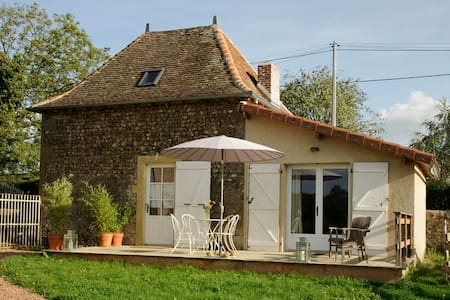 Peas&Love - Charming country house in Burgundy - Saint-Julien-de-Jonzy - Casa