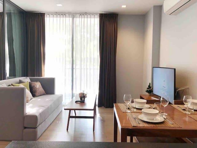 The Valley Khao Yai Cozy Room