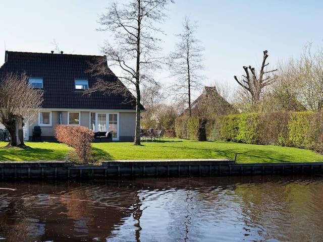Terraced house IT WIID in Eernewoude