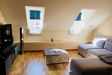 Comfort Apt., Old Town, 3min to Bern station