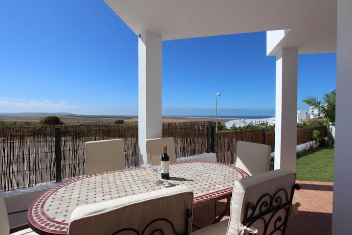 Casa Vista Africa - Very comfortable house with communal pool and fantastic sea views
