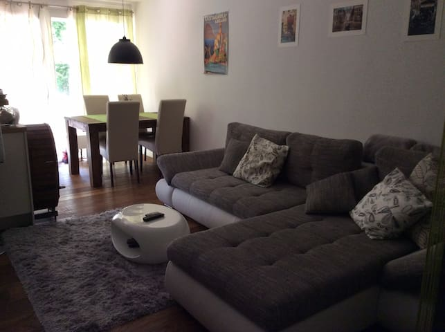 Apartment in the central Munich with a terrace - มิวนิก - อพาร์ทเมนท์