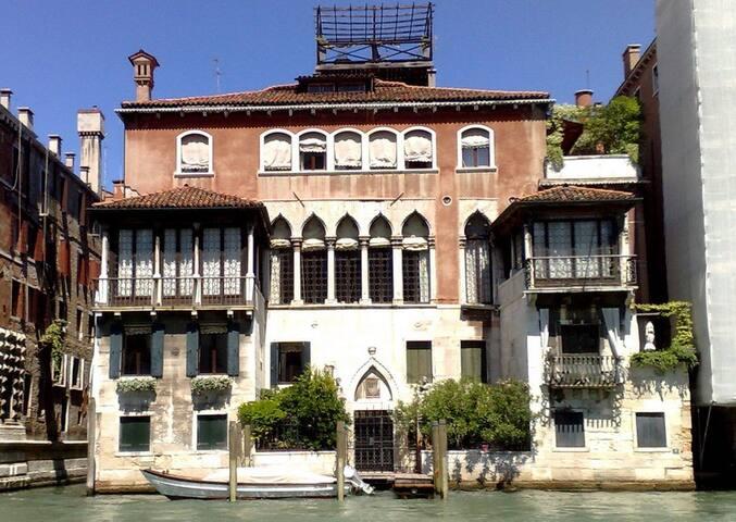 Riva d'acqua Palazzo Falier