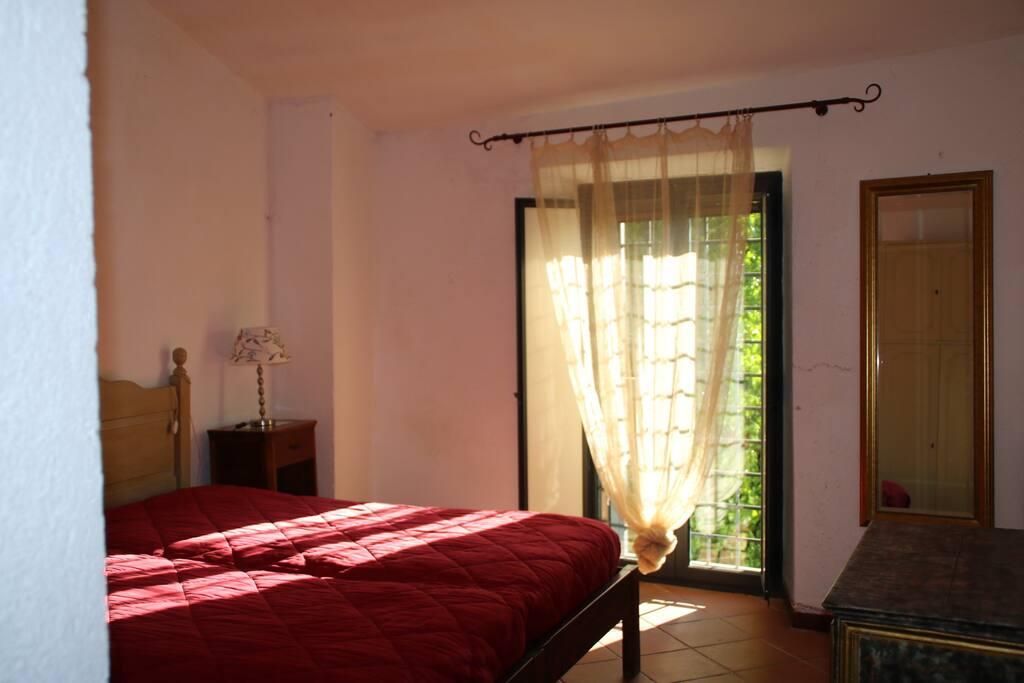 Camera Santa Pudenziana / Room S. Pudenziana