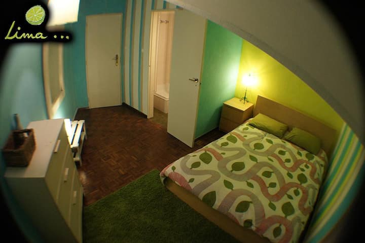 Ericeira Surf Camp Double Room Private Bath
