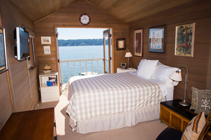 Sunset Magazine Award-Winning Hood Canal Retreat - Belfair - Hus