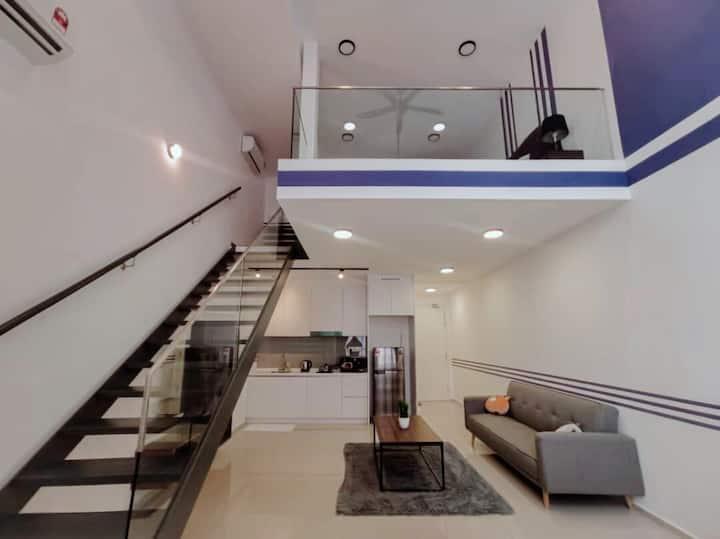 [NEW] EkoCheras Deluxe Suite 3mins to MRT Station