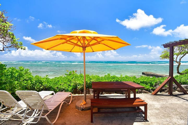 OCEAN BREEZE: 1bdrm/1ba at Tiki Moon Villas