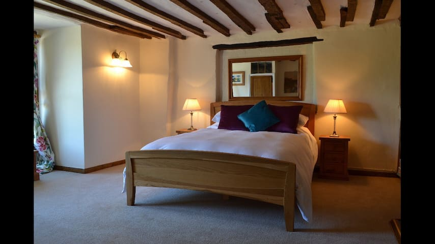 Grade II listed holiday home, North Norfolk