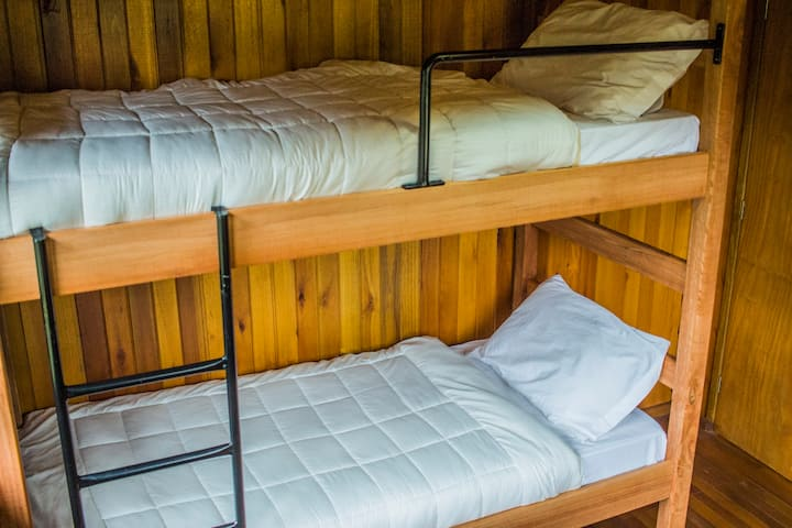 Quarto Duplo Hostel - Desfrute Natureza, Orgânicos