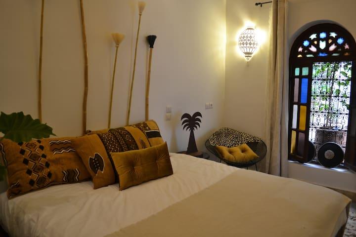 Riad Lalla Manoush  chambre Marley