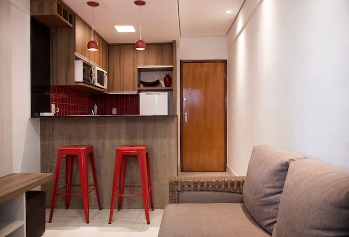Cozy Apartment - Belo Horizonte - Flat