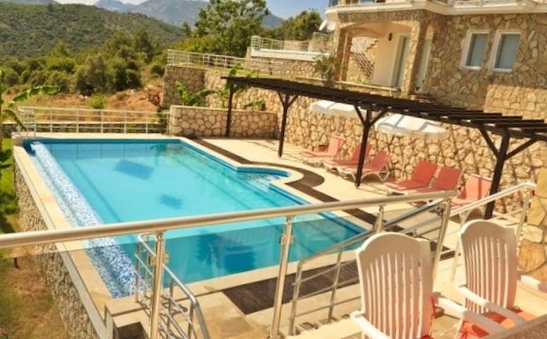 Villa Moonlight, Kalkan - TR - House