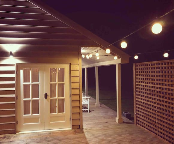 Porky Hooton's Pavilion | Country Wood Cabin