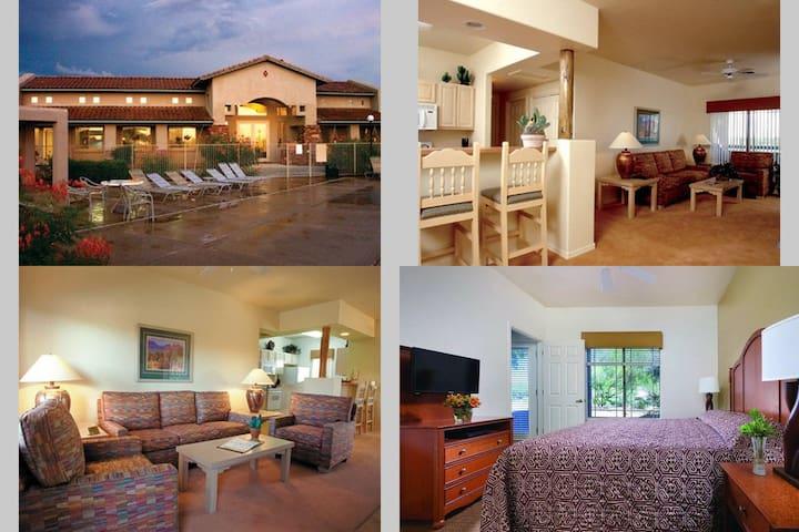 3 Bedroom Penthouse Wyndham Rancho Vistoso - Oro Valley - Apartemen
