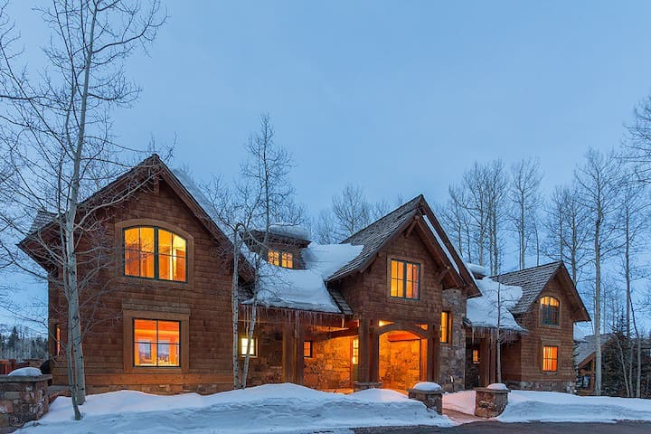 416 Benchmark - 8Bd / 8.5 Ba - Mountain Village - Hus