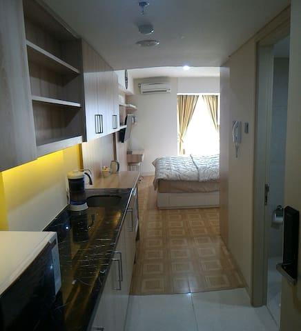 4-star new room Semarang indonesia - Semarang - Apartment