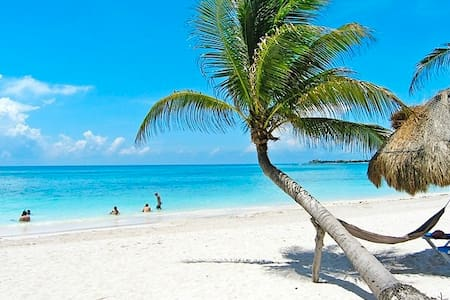 5ème Avenue & la plage à 2 min à pied - Piscine - Playa del Carmen