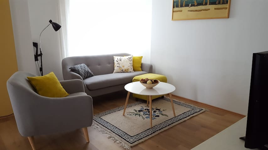 Bright & cozy apartment in the center of Prishtina