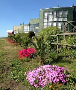 Pichilemu Punta De Lobos Casa frente al mar - Pichilemu - Haus
