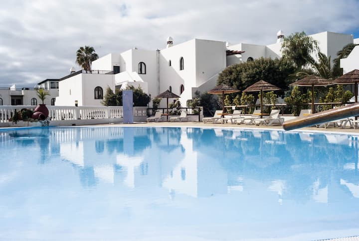 One-bedroom Apartment in Costa Teguise