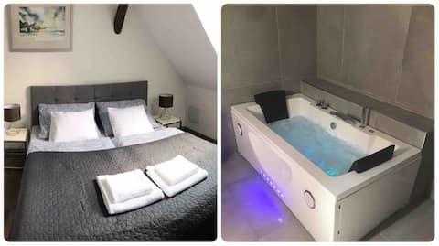 Attic Spa Apartment 3KK (80 m2)