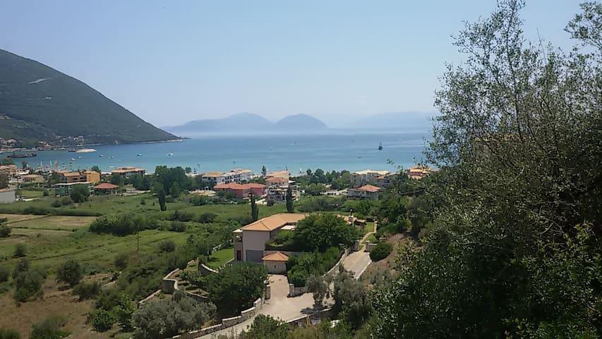 Villa Georgia - Ponti Agiou Petrou - Dom