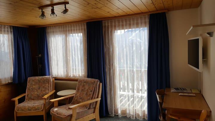 Bettmeralp Heimelig, sonnige 2 1/2-Zimmerwohnung