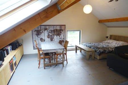 ' Het Dennenbos' | Ruim appartement met veranda