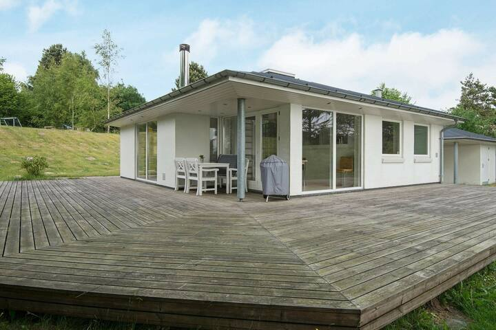 Secluded Holiday Home in Jutland with Sea nearby